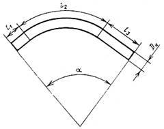 государственный стандарт союза сср отводы гнутые и вставки кривые  на поворотах линейной части  стальных магистральных