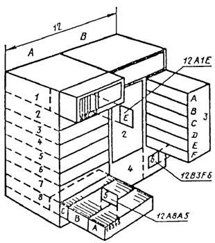 государственные стандарты союза сср единая система конструкторской документации правила выполнения схем гост 2.710-81 (ст сэв 6300-88)