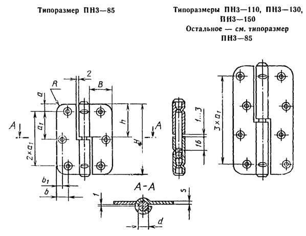 межгосударственный стандартпетли стальные для деревянных окон и дверей технические условия гост 5088-94 межгосударственная научно-техническая комиссия по стандартизации и техническому нормированию  в строительстве (мнткс) москва
