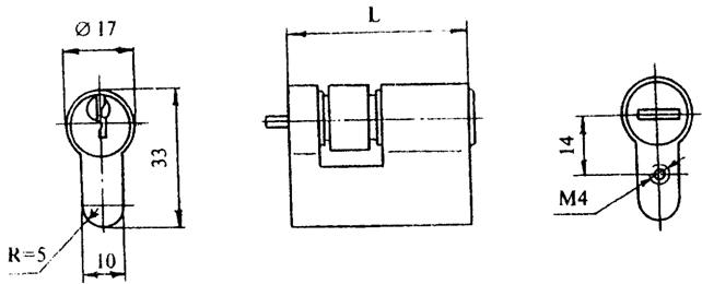 гост 5089-97межгосударственный стандарт  замки и защелки для дверей