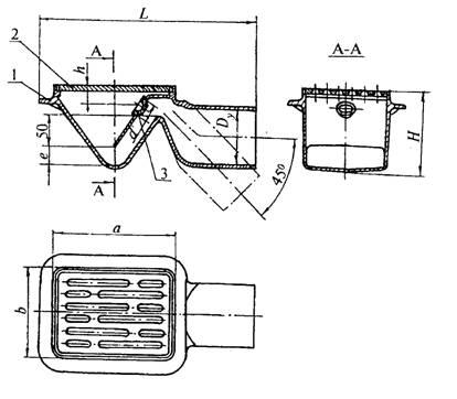 гост 1811-97 межгосударственный стандарттрапы для систем канализации зданийтехнические условия