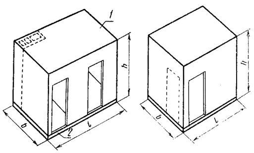 государственный стандарт союза сср кабины санитарно-технические железобетонные технические условия гост 18048-80