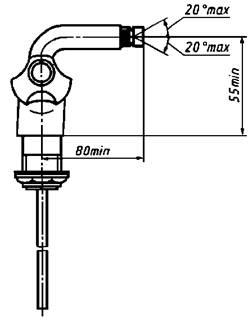 МЕЖГОСУДАРСТВЕННЫЙ СТАНДАРТ  смесители и краны водоразборные типы и основные размеры  межгосударственная научно-техническая комиссия по стандартизации, техническому нормированию и сертификации в строительстве (мнткс)
