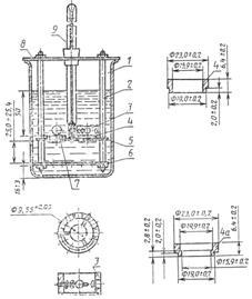 государственный стандарт союза сср битумы нефтяные метод определения температуры размягчения по кольцу и шару гост 11506-73