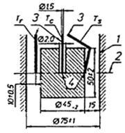 УДК 691.001.4:006.354 ОКС 91.100 Ж19 ОКСТУ 5719 гост 30244?94 межгосударственный стандарт материалы строительные  методы испытаний на горючесть building materials.
