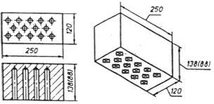 межгосударственный стандарткирпич и камни силикатные