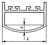 гост 22233-93 межгосударственный стандартпрофили прессованные  из алюминиевых сплавов для ограждающих  строительных конструкций общие технические условия межгосударственная научно-техническая комиссия  по стандартизации и техническому нормированию в строительстве москва