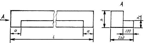 гост 948-84группа ж33  государственный стандарт союза сср перемычки железобетонные для зданий