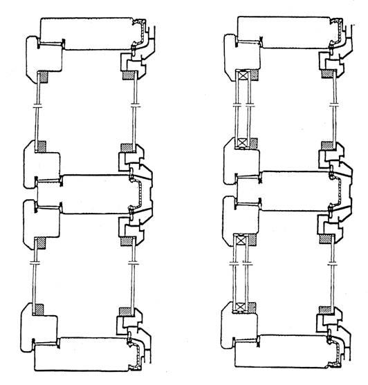 м е ж г о с у д а р с т в е н н ы й с т а н д а р т __________  блоки оконные деревоалюминиевые технические условия