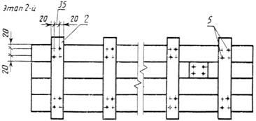 государственный стандарт союза сср щиты перекрытий деревянные для  малоэтажных домов гост  технические условия  1005—86wooden plank panels for the factory-made timber frame houses. specificationsокп 53 6612  дата введения 01.07.87настоящий стандарт распространяется на деревянные щиты перекрытий, изготовляемые в заводских условиях и предназначенные для применения в перекрытиях малоэтажных домов. 1. основные размеры1.1. основные размеры, конструкция и марки щитов должны соответствовать указанным в табл. 1 и на черт. 1. таблица 1