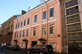 Дом на Галерной улице