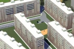 Жилой комплекс в Ленсоветовском