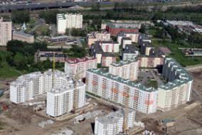 Комплекс в посёлке Шушары