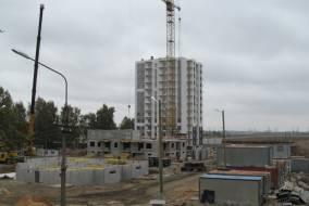 Новоселье: Городские кварталы