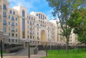 Резиденция на Крестовском
