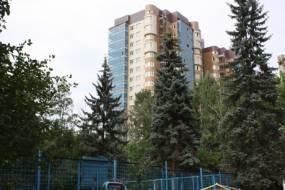 Дом на Ленинском проспекте, 105-1