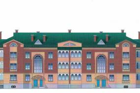 Дом на Комсомольской улице