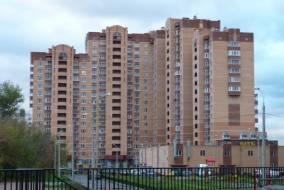 Дом на ул. Юбилейная, 40 ( г. Мытищи )