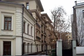Дом во 2-ом Зачатьевском переулке