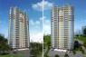 Визуализация проекта жилого дома «Аквамарин 2»