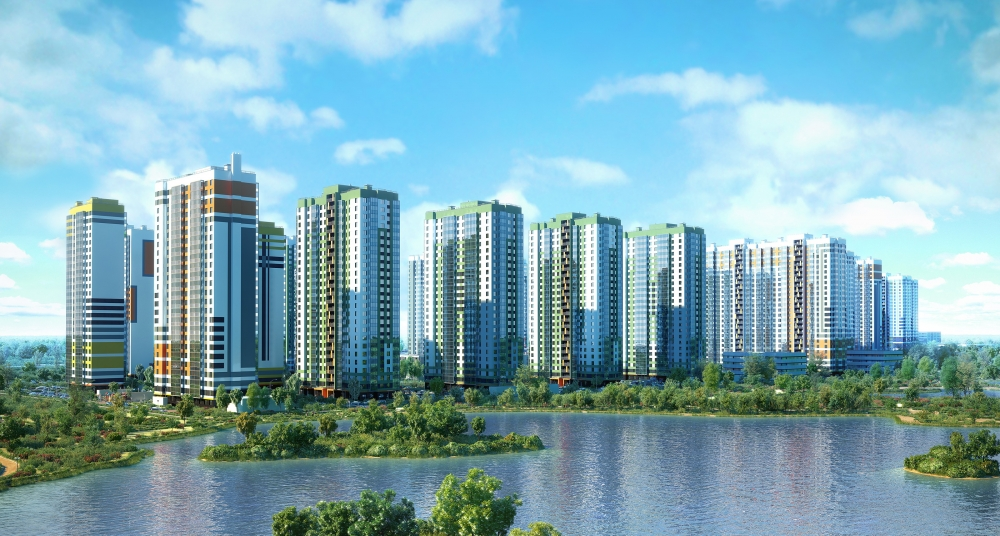 Группа ЛСР в первом квартале текущего года сократила продажи жилых площадей