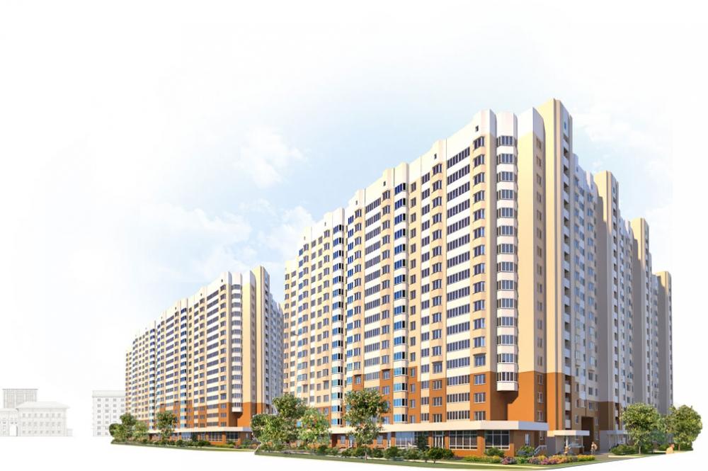 Минстрой: в 2014 году введено рекордное количество жилья в России