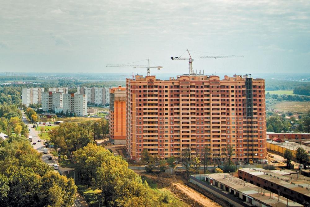 Ввод жилья в Новой Москве бьёт рекорды