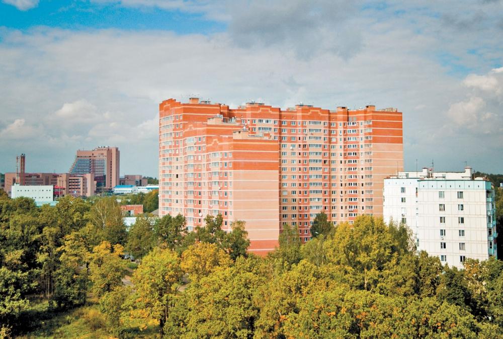 В марте в новой Москве введут 450 тыс.кв. метров жилой площади