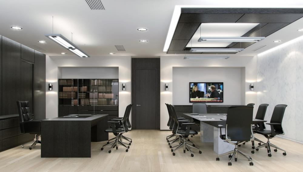 Растет спрос на большие офисы