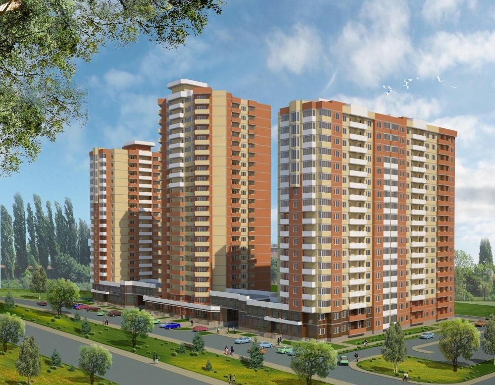 Большие объемы ввода жилья в Москве снизили их стоимость