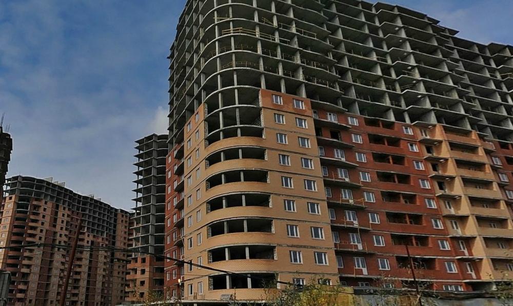 Российский рынок недвижимости движется ко дну
