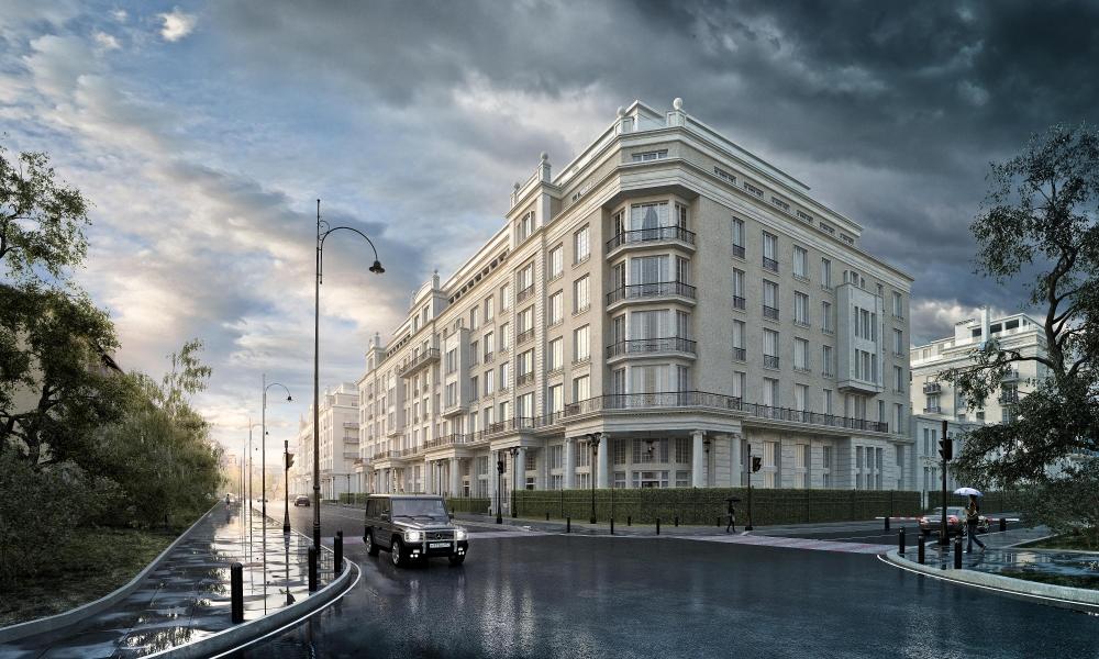 Эмигранты скупают элитную недвижимость в Москве