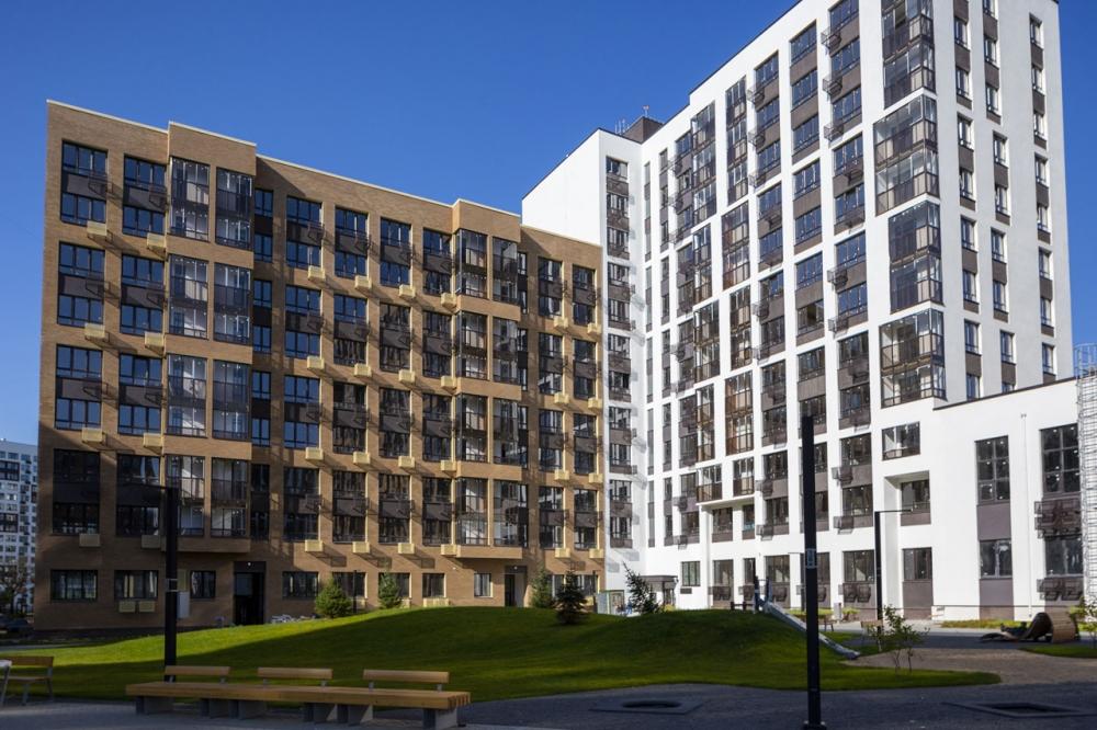 ГК «А101» получила разрешение на ввод 920 квартир в ЖК «Скандинавия»