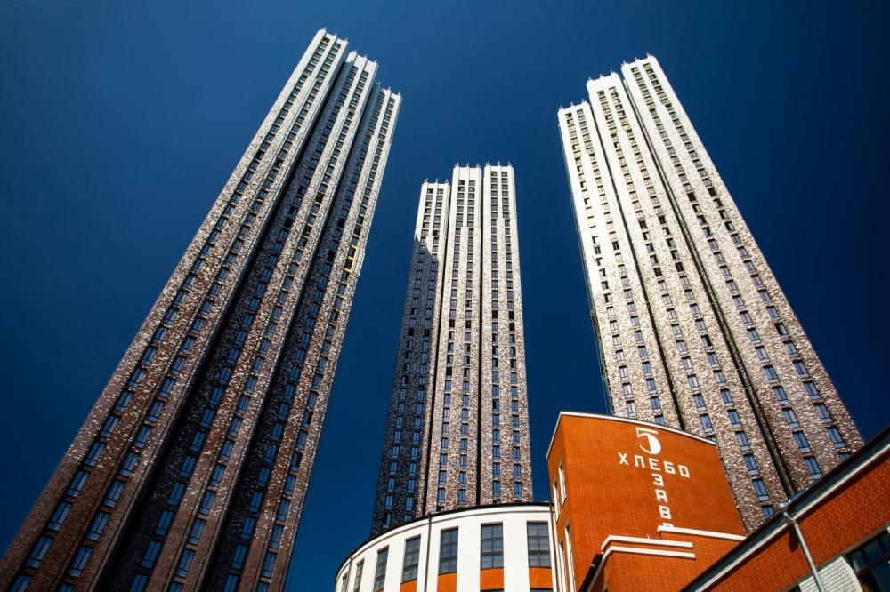 Предложение апартаментов в Москве упало до минимума с 2016 года