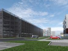 «Ферро-Строй» построит 5-этажный паркинг в Останкинском районе Москвы
